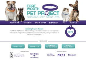 Fort Worth Pet Project