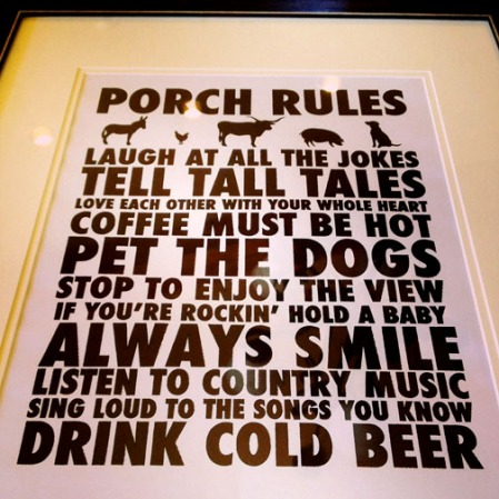 Christmas Porch Rules2
